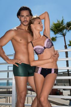 bruno banani Fatality - color: pink-black