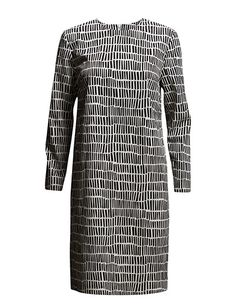 Marimekko Dress, Marimekko Fabric, Most Beautiful Dresses, African Textiles, My Wardrobe, Fashion Outfits, Fashion Clothes, Dress Skirt, Lino Prints