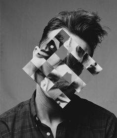 Jordan Clark Collages Are Image Deconstructions | Mutantspace