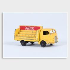 """""""Coke Truck"""" Photographic Art Print by Jack Alexander See: http://www.endemicworld.com/coke-truck-photographic-art-print-by-jack-alexander.html"""