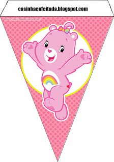 Care Bears Party Kit For Girls Free