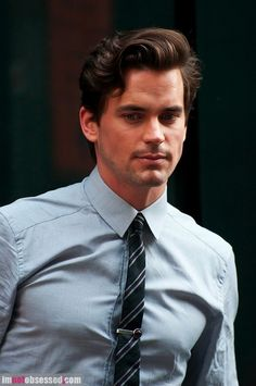 Matt Bomer is quite possibly the sexiest man that I've ever seen in my entire life. :)
