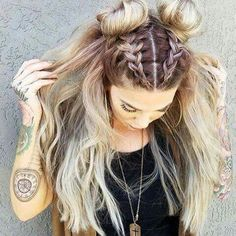 Rockstar braids. Summer do