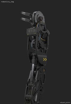 ArtStation - Robotics, Eduard Pronin