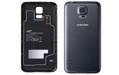 Galaxy S5 wireless charging cover now available for preorder