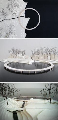 How Has The Infinite Bridge Changed How we Experience Space? #landscapearchitecture