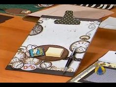 Prancheta Organizadora | Sabor de Vida - 10 de Agosto de 2012