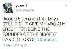 I LOVE Durarara