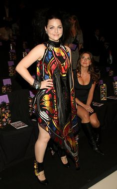 Amy Lee Clothes  really nice printed neckholder dress