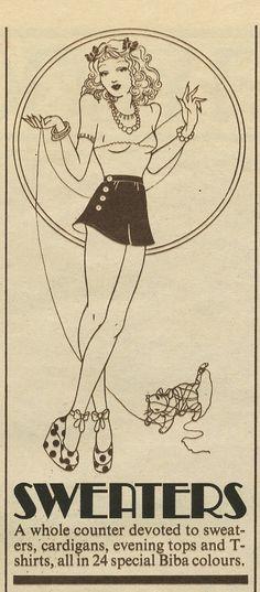 Biba Newspaper - illustration by Kasia Charko