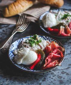 Mega dobré domáce žemle - Coolinári | food blog Panna Cotta, Cheesecake, Ethnic Recipes, Blog, Glitter, Mini, Basket, Dulce De Leche, Cheesecakes