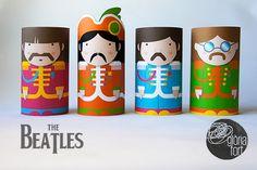 [cat]The Beatles és un dels grups de rock anglès més conegut i admirat que van conquistar el món amb les seves mítiques cançons. Tots taral·larejem quan sona una de les seves composicions i són mo…
