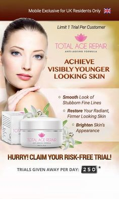 Total Age Repair Anti-Ageing
