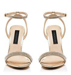Rina Embellished Heel - Forever New