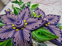 Eliza Art - hand made: Quilling