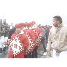 Scrollers from the Epsilon chapter of Kappa Alpha Psi on the yard. Rare Pictures, Historical Pictures, African American Artist, American Artists, Black Fraternities, Kappa Alpha Psi Fraternity, Divine Nine, Band Of Brothers, Back In The Day