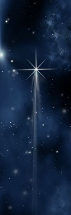 May the star of Bethlehem continue to shine forth, forever, from the hearts of those who love our Lord.