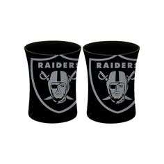 Boelter Oakland Raiders Mocha Coffee Mug Set, Multicolor