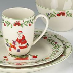 Holiday Inspirations & Illustrations Dinnerware by Lenox