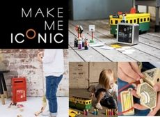Make Me Iconic - Wooden Toys