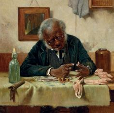 Harry Herman Roseland (c.1867—1950): African American Artist ~Via Google Search