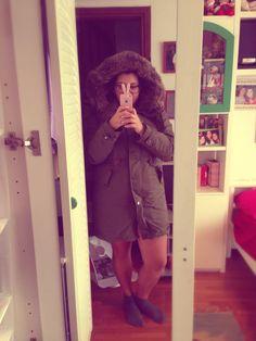 Pronta per il freddo!!!