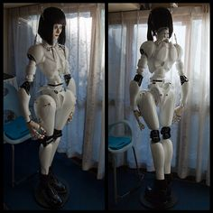 jwz: Today in Japanese Fembot news: