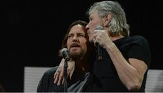 Roger Waters & Eddie Vedder