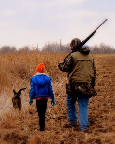 Hunting can be a familiy affair in Aberdeen, SD.