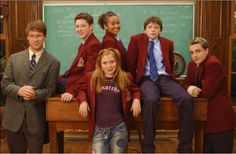 ... /Dramedies/Other TV Shows - S » Strange Days at Blake Holsey High
