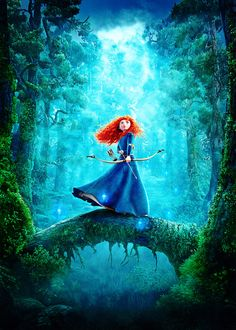 It's not the pixar film I expected but a great film nonetheless. Brave doesn… Es ist nicht der Pixar-Film, den Disney Pixar, Disney Films, Walt Disney, Disney E Dreamworks, Disney Love, Disney Art, Disney Characters, Brave Disney, Brave Pixar