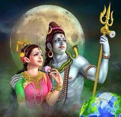 Shiva&Parvati