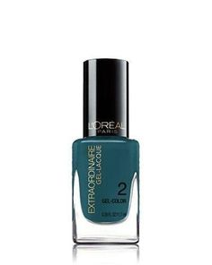 New! L'oreal Loreal Extraordinaire Gel-lacque Nail Polish Fashion's Finest #705