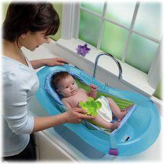 al momento de bañarlos tenemos que buscar su comodidad.
