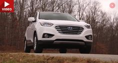 Consumer Reports: Hyundai Tucson FCV Drives Just Like an Electric Car
