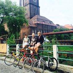 Crew industrial cycling #crew#indystrial#cycling#riding#fixie#fixedgear#ostrekolo#aventon#specialized#creme#cremebikes#and#roadbike#bianchi#mavic#miche#shimano#campagnolo#friends#road#gliwice#to#bytom#silesia#poland#europe#team#polishboys#iphone5s#apple# by danielbanach
