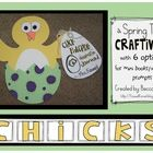 This chick craftivity is a great Spring time activity and due to the 6 book/writing options, this activity could be used in many different ways to ...