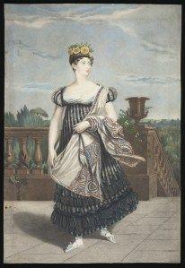 Princess Charlotte of Wales, 1816