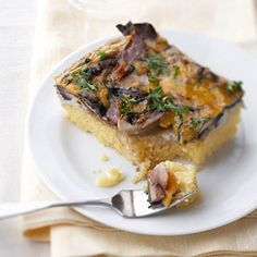 Cheesy Mushroom Casserole