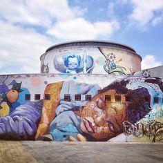 Denver Street Art: Photo