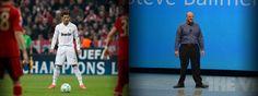 Zwillinge: Bei der Geburt getrennt?    Ronaldo vs Ballmer