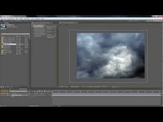 3D Clouds in After Effects cheat - YouTube