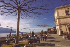Trends Shaker   Hôtel des Trois Couronnes - Vevey, Switzerland Vevey, Shaker, Terrace, Restaurant, Bar, Travel, Sidewalk Cafe, Viajes, Patio
