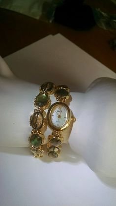 Watch and Bracelet Set by VanityFair Abalone by YoursOccasionally