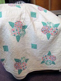 Incredible vintage quilt