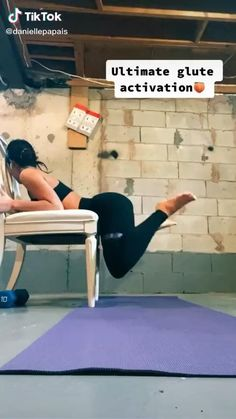 Lower body burn out routine to target your glutes Fitness Workouts, Gym Workout Videos, Gym Workout For Beginners, Fitness Workout For Women, Fitness Goals, At Home Workouts, Fitness Motivation, Butt Workouts, Insanity Workout Videos