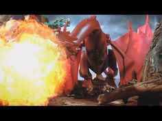LEGO The Hobbit: The Aggravation of Smaug THIS IS HILARIOUS I'M DYING