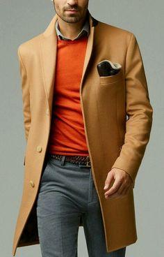 Mmm orange sweaters.