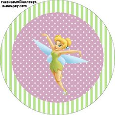 Tinkerbell Birthday Party Kit II - Invitations, boxes, labels, images & more. X