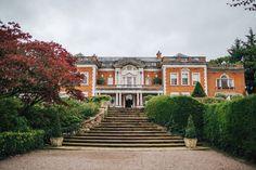 Eaves Hall Wedding Venue Lancashire. UK wedding photographer.  © Emilie May Photography